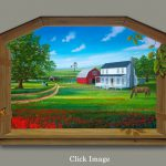 Artist David Miller Amish Country