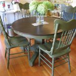 Ascp Olive Serendipity Vintage Furnishings Want Dining Room Chairs Painted