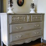 Ashlee Dresser Rescued Refinished Annie Sloan Paris Grey