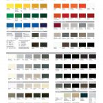 Auto Paint Color Charts Html Autos