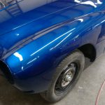 Automotive Metallic Paint Colors