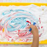 Awesome Benefits Finger Painting Fun