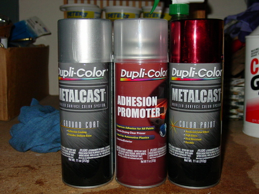 Awesome Engine Spray Paint Metal Flake Can