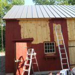 Barn Red Paint Colors Color Burnt Sherwin Williams