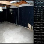 Basement Apply Interior Waterproofing Paint
