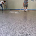 Basement Concrete Floor Paint Home Design