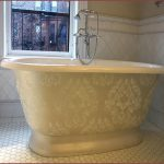 Bathtub Refinishing Tub Tile Kit Sink Regarding Epoxy Paint Prepare