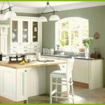 Beautiful Best White Paint Color Kitchen Cabinets Design