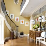 Beautiful Gold Yellow Paint Color