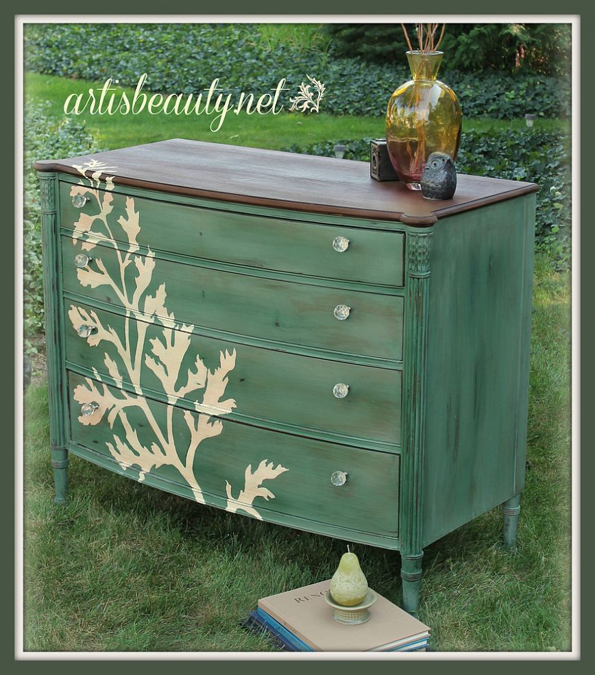 Beautiful Hand Painted Furniture Cottage