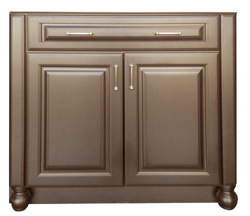 Beautiful New Kitchen Cabinet Makeover Easy Yourself Paint Kit Mocha Brown