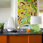 Beautiful Office Wall Painting Ideas