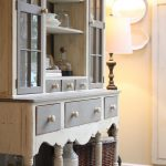 Beautifully Painted French Linen Old White Chalk Paint Colours Annie