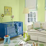 Bedroom Paint Color Green Kids Bright Colors Small Toodler