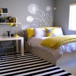 Bedroom Paint Ideas Small Bedrooms Larger Look Space
