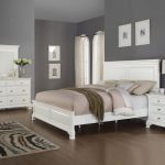 Bedroom White Color Master Paint