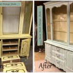 Before After Painted Furniture Ideas Farm Fresh Vintage