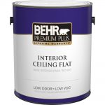 Behr Ceiling White Colors