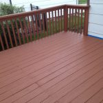 Behr Deckover Cappuccino Solid Color Weatherproof Wood Stain Colors