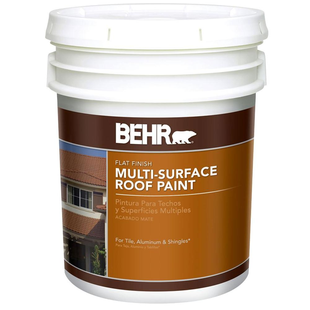 Behr Gal Flat Latex Deep Base Roof Paint Home