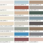 Behr Interior Paint Color Chart Home