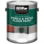 Behr Premium Gal Deep Base Low Luster Exterior Porch Patio Floor Paint