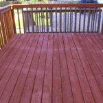 Behr Solid Deck Stain Ugly Old Weathered Now Fresh