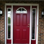 Behr Spiced Wine Paint Front Door Love Color New Home Project
