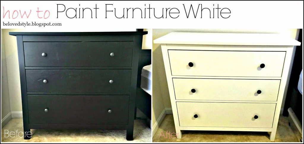 Beloved Style Paint Furniture