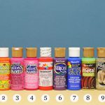Ben Franklin Crafts Frame Shop Acrylic Paints Which One
