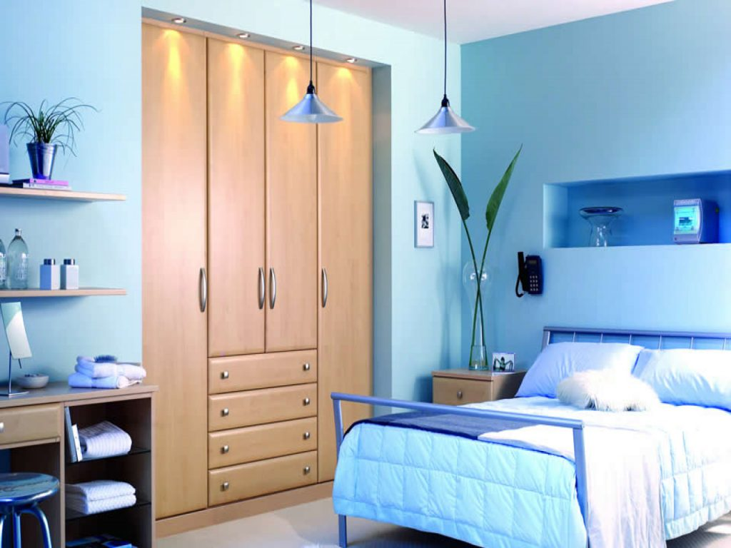Benefits Light Blue Wall Paint Colors Warisan