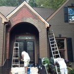 T Can Paint Exterior Brick Pertaining