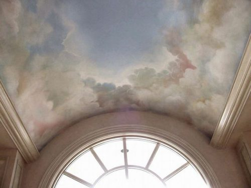 Best Cloud Ceiling Ideas Pinterest Art Sky