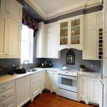 Best Color Kitchen Cabinets Small Wow