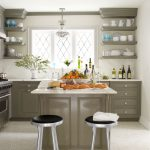 Best Colors Small Kitchen White Cabinets Home