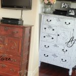 Best Crackle Paint Furniture Pinterest