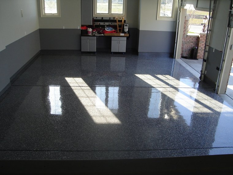 Best Garage Floor Coating Epoxy Paint Detailed