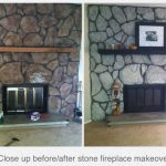 Best Heat Resistant Spray Paint Ideas Pinterest Brick Fireplace White