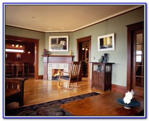 Best Interior Paint Colors Wood Trim