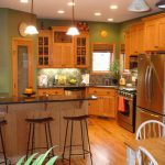 Best Paint Colors Kitchens Oak