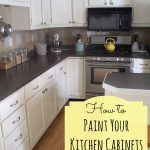 Best Paint Kitchen Cabinets Beautiful Your