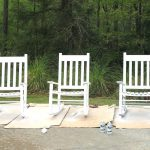 Best Paint Outdoor Wood Furniture Amazing Painting Wooden High