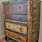 Best Painted Chest Ideas Pinterest Lingerie Dresser Classic Drawers