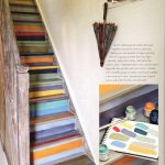 Best Stairs Chalk Paint Pinterest Painted
