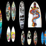 Best Surfboard Painting Designs