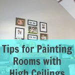 Best Way Paint High Ceilings