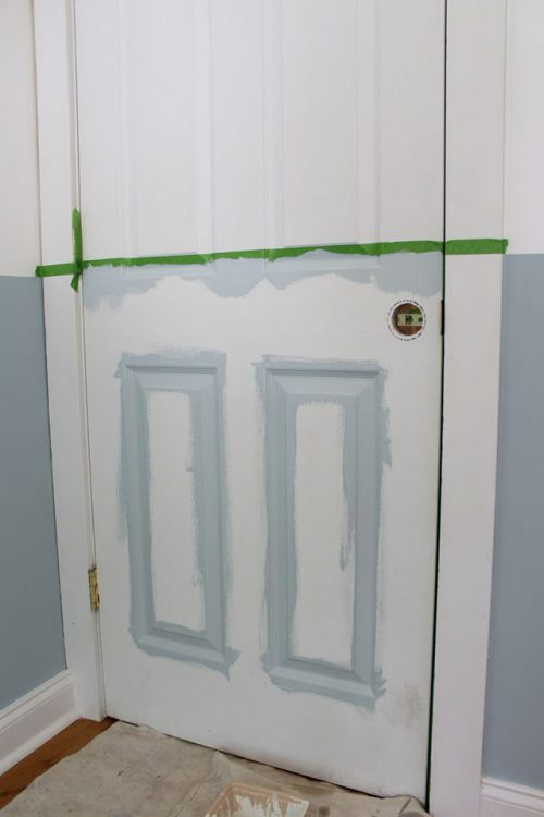 Best Way Paint Interior Doors