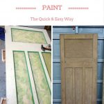 Best Way Strip Paint Off Cabinets