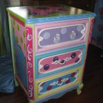 Best Whimsical Painted Furniture Ideas Pinterest Hand