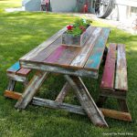 Beyond Picket Fence Pallet Picnic